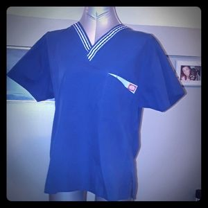 Dickies scrub top size Medium